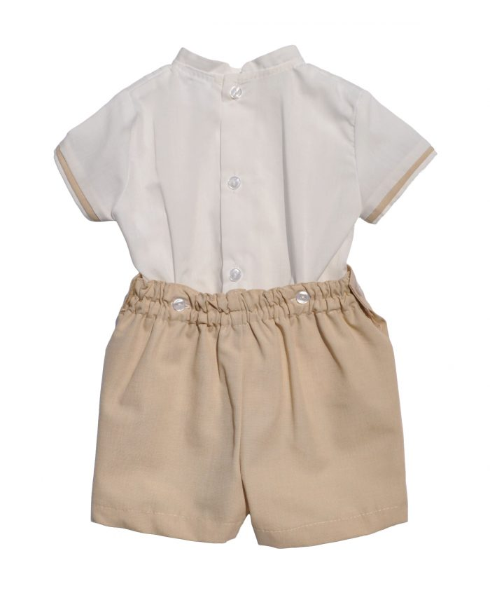 fancy baby boy shorts