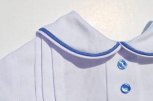 luca shirt with collar