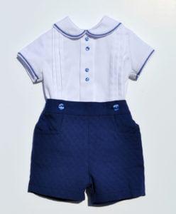 Luca Shirt and Short