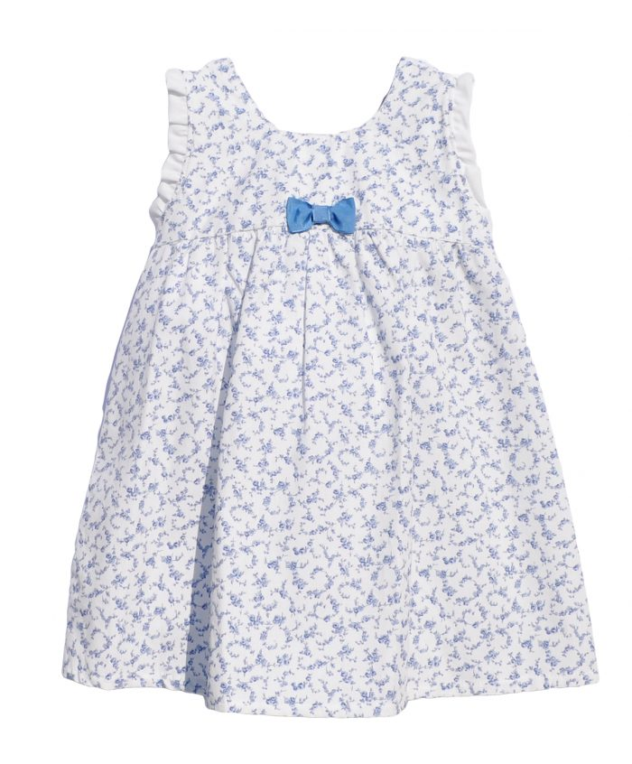 baby girl floral summer dress