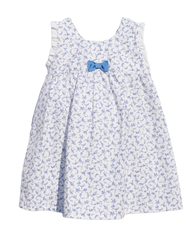baby girl floral summer dress