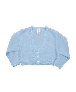 cute baby knitted cardigan