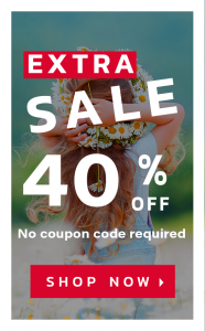 40 % Off All Product
