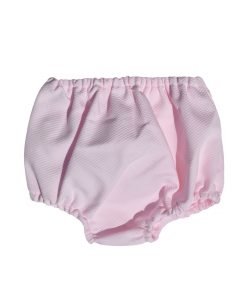pink baby girl knickers