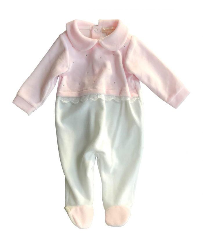 newborn girl sleep suits