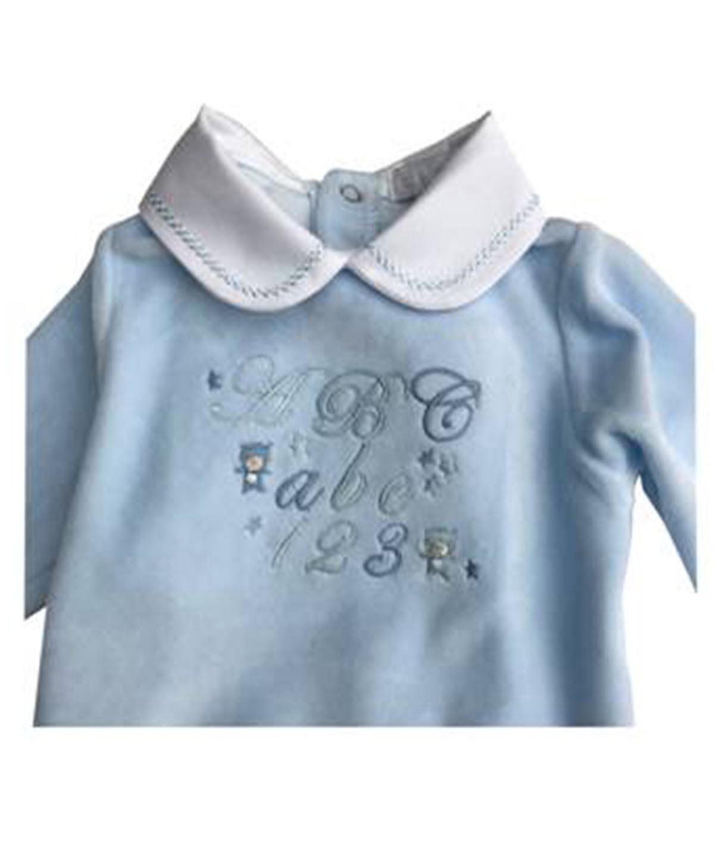 baby boy sleepsuits