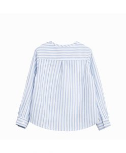 boys long-sleeve stripe shirt
