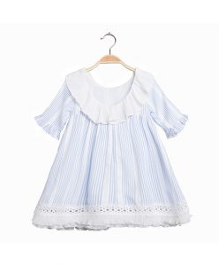 pretty girl frill outfit