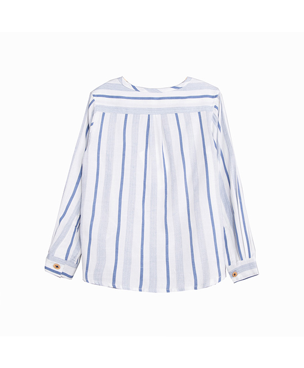 baby boy stripe shirt