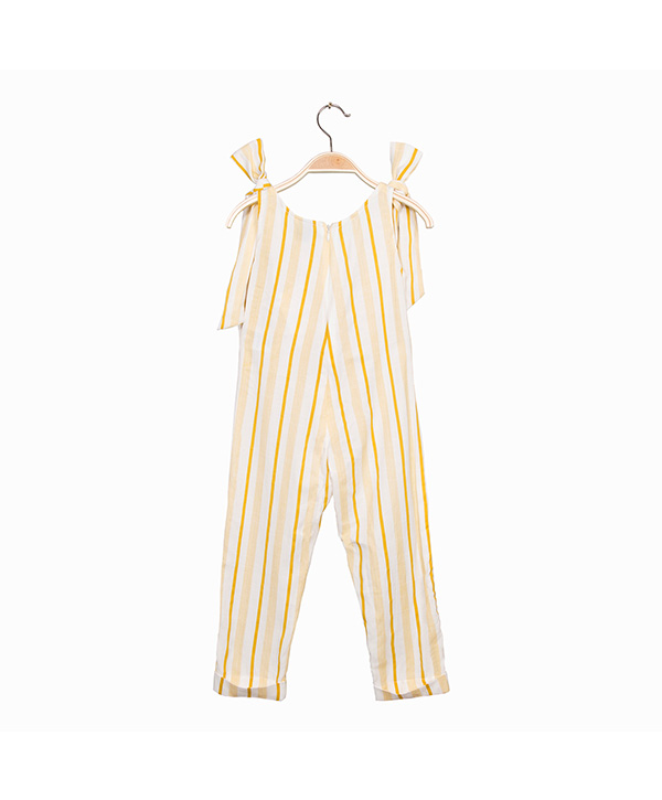 cute stripe jumpsuit
